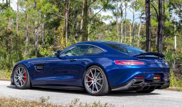 Brilliant Blue RENNtech AMG GT 0 600x354 at Brilliant Blue RENNtech AMG GT Is a Sight to Behold