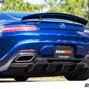 Brilliant Blue RENNtech AMG GT-11