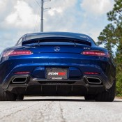 Brilliant Blue RENNtech AMG GT-12