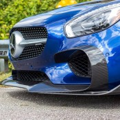 Brilliant Blue RENNtech AMG GT-6