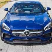 Brilliant Blue RENNtech AMG GT-9