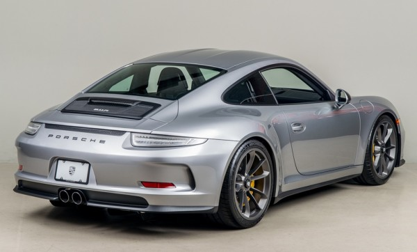 Canepa 911 R 0 600x362 at Gallery: Canepa's Unique Porsche 911 R
