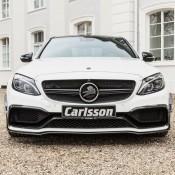 Carlsson Mercedes-AMG C63-4