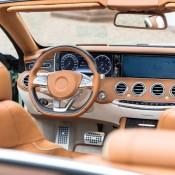 Carlsson Mercedes S-Class Convertible-8