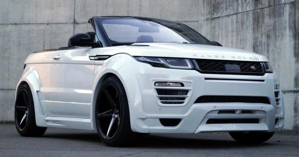Cartech Range Rover Evoque Cabrio-0