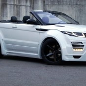 Cartech Range Rover Evoque Cabrio-5