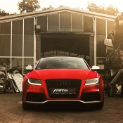 Chrome Red Audi RS5-9