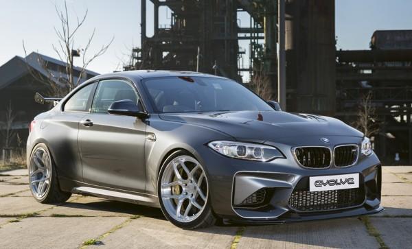 Evolve Automotive BMW M2 GTS-0