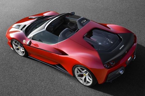 Ferrari J50 Limited Edition-1