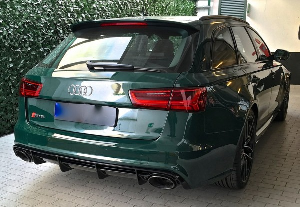 Goodwood Green Audi RS6 Exclusive-0