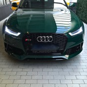 Goodwood Green Audi RS6 Exclusive-1