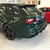 Goodwood Green Audi RS6 Exclusive-4