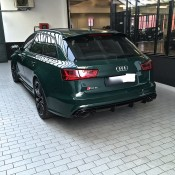 Goodwood Green Audi RS6 Exclusive-6