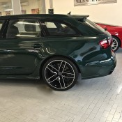 Goodwood Green Audi RS6 Exclusive-7