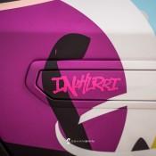Graffiti Lamborghini Huracan-14