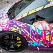 Graffiti Lamborghini Huracan-3