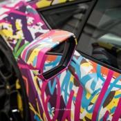 Graffiti Lamborghini Huracan-6