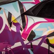 Graffiti Lamborghini Huracan-7