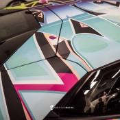 Graffiti Lamborghini Huracan-8