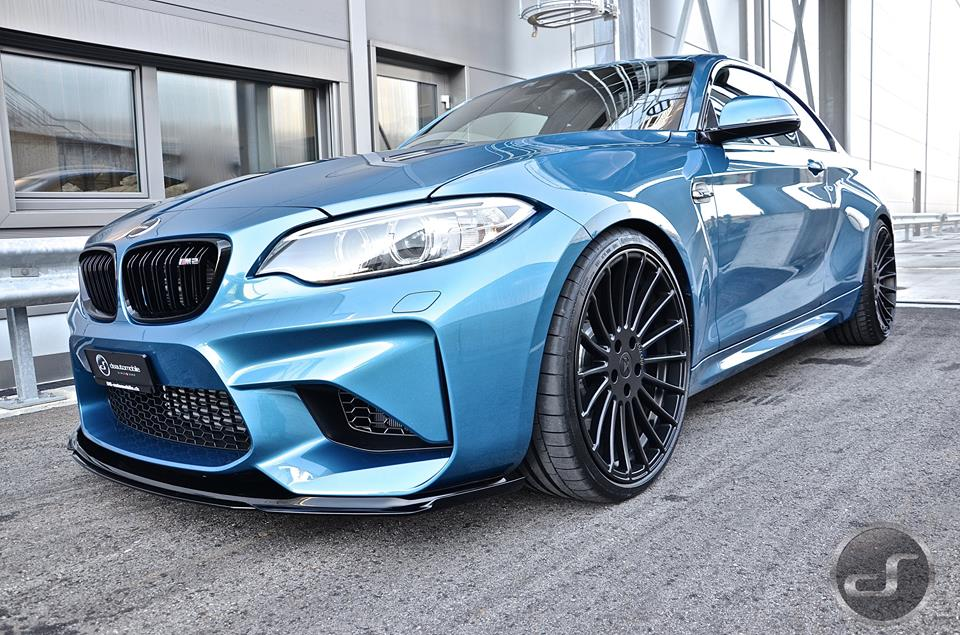 First Hamann Bmw M2 By Ds Auto