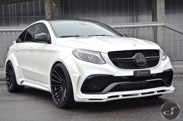 Hamann Mercedes GLE Coupe DS-0