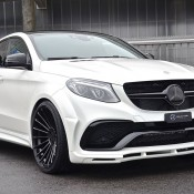Hamann Mercedes GLE Coupe DS-1
