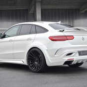 Hamann Mercedes GLE Coupe DS-14