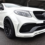 Hamann Mercedes GLE Coupe DS-4