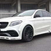 Hamann Mercedes GLE Coupe DS-6