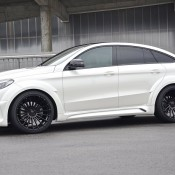 Hamann Mercedes GLE Coupe DS-8