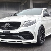 Hamann Mercedes GLE Coupe DS-9