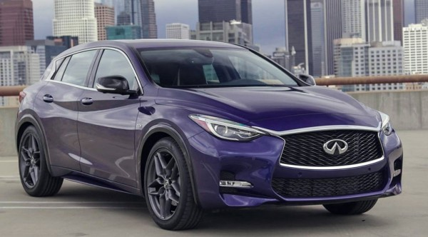 Infiniti QX30 review
