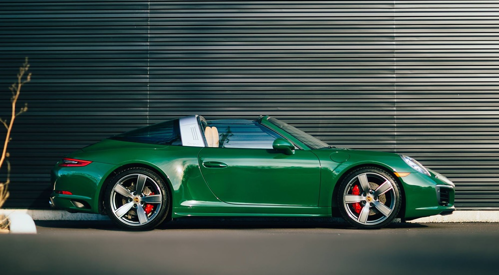 Eye candy irish green porsche 991 targa irish green porsche 991 targa 0 600x330 at eye candy irish green porsche 991 targa sciox Image collections