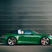 Irish Green Porsche 991 Targa-11