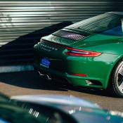Irish Green Porsche 991 Targa-13