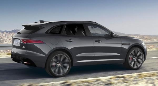 Jaguar F-Pace Designer Edition