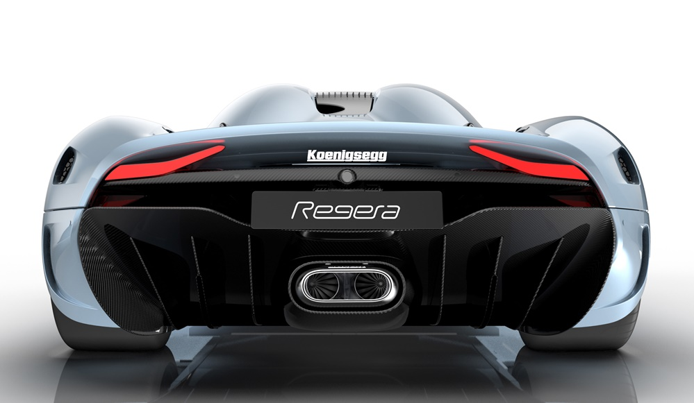 Koenigsegg Regera Connectivity 1 at Koenigsegg Regera Connectivity Features Explained