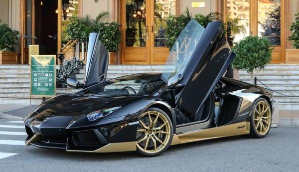 Lamborghini Aventador Miura Edition-0