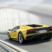 Lamborghini Aventador S-2