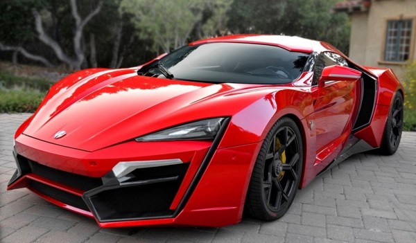Lykan HyperSport California