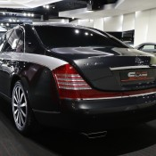 Maybach 57S Edition 125-7