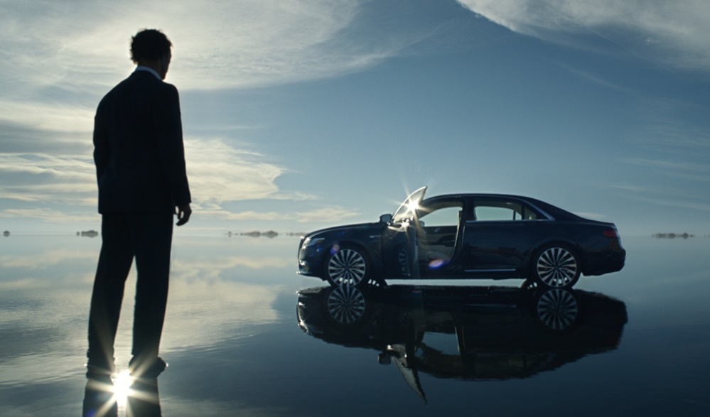 McConaughey 2017 Continental ad 1 at 2017 Lincoln Continental Gets New McConaughey Ad