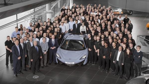 McLaren 10000 - Group