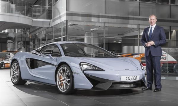 McLaren 10000 - MF