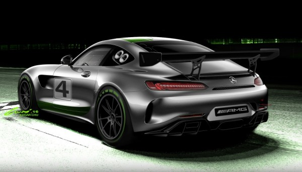 Customer Sports 2016, Mercedes-AMG GT4