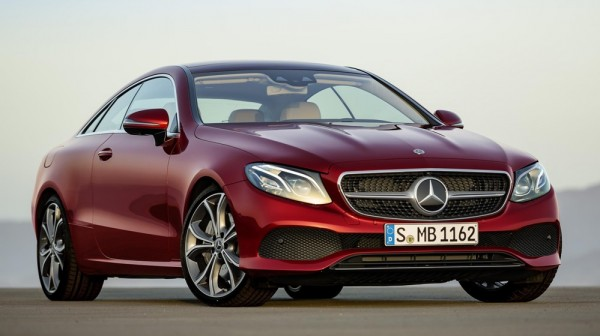 Mercedes E-Class Coupe UK Specs