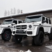 Mercedes G500 4x4-Brabus-2