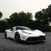 Misha Designs Ferrari 458-KBS-2