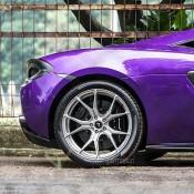 Permaisuri Mauvine Blue McLaren 570S-3