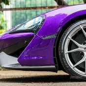 Permaisuri Mauvine Blue McLaren 570S-6